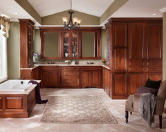 Manchester traditional-bathroom