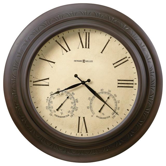 Howard Miller Indoor And Outdoor 28 Quot Gallery Clock