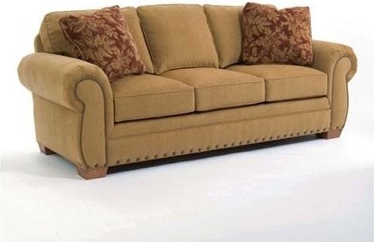 Broyhill Cambridge Queen Sleeper Sofa And Loveseat 5054 7q 5054 1q Traditional Sofas