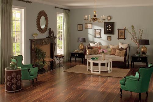 Veresque® - Burnished Walnut - U1415 traditional-living-room