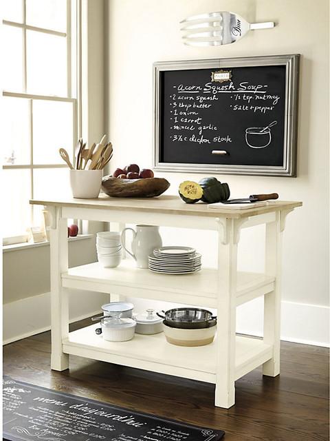 adler work table farmhouse kitchen islands and kitchen carts by ballard designs. Black Bedroom Furniture Sets. Home Design Ideas