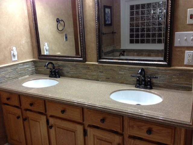 Vanity Side Splash : Pyne traditional vanity tops and side splashes other