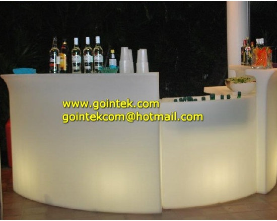 LED Casino Table With Rechargeable Battery -