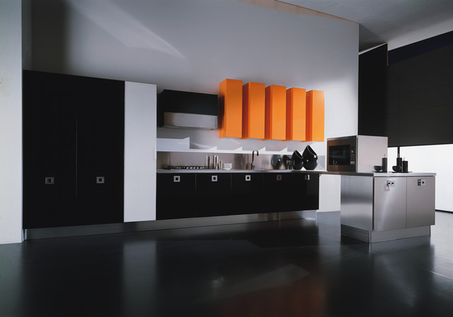 DALI Kitchen Collection - ARAN Cucine (Italy) modern kitchen cabinets
