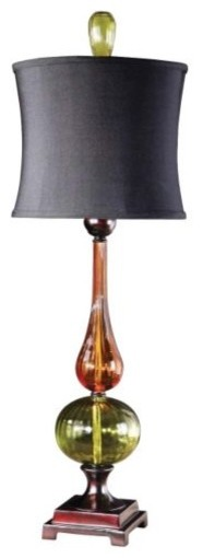Iris Buffet Lamp traditional-table-lamps