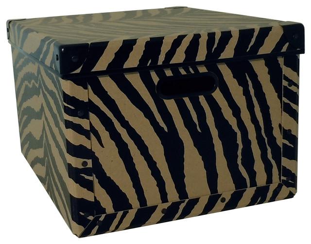 Cargo Safari Dual File Box contemporary-desk-accessories