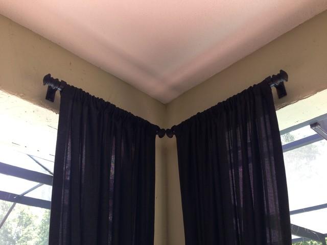Hardware modern-curtain-rods