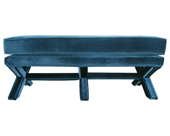 My Chic Nest: Benches and Ottomans -