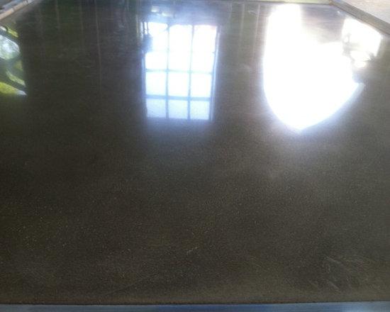 Polished Concrete -