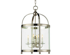 Medium Round Edwardian Entry Lantern traditional chandeliers