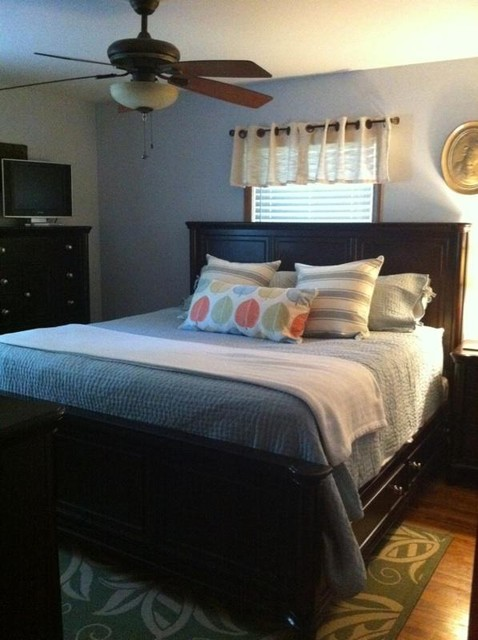 Lady of the HOUSE interior design traditional-bedroom