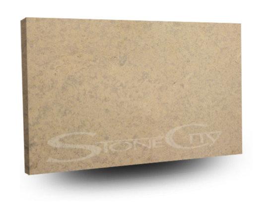 Gascogne Blue Honed Limestone Slab -