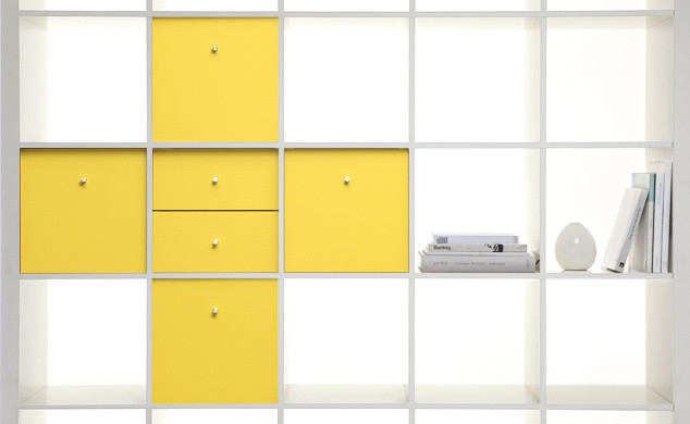 IKEA Expedit Adhesive Panels wall-decals