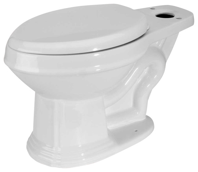 toilet parts white sheffield elongated toilet bowl only