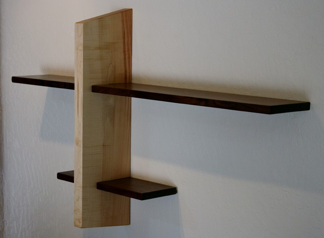 Book Shelf - Asian - Display And Wall Shelves - other ...