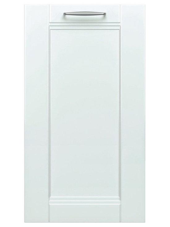"Bosch 18"" Fully Integrated Dishwasher, Custom Panel | SPV5ES53UC -"