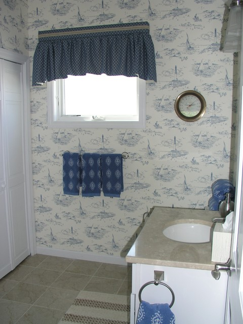 Watch Hill Cottage traditional-bathroom