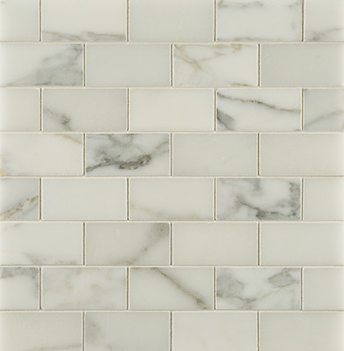 Calacatta Borghini Stone Tile traditional bathroom tile