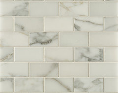 Calacatta Borghini Stone Tile traditional-tile