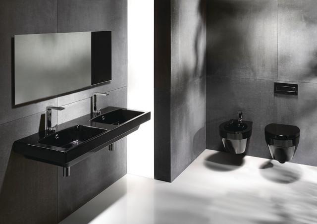 Saneux Basins Toilets Modern Bathroom Sinks London By Plumbonline