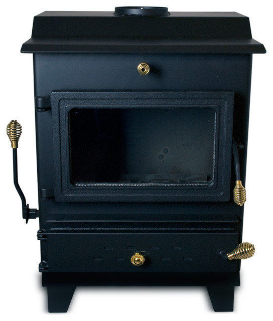 Hitzer Model 254 Coal And Wood Burning Stove Traditional