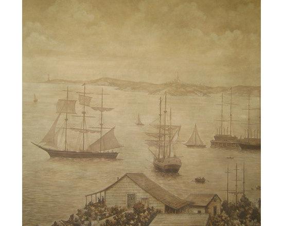 Nantucket Harbor -