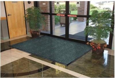 Apache Gatekeeper Commercial Mat - Hunter Green modern-bath-mats