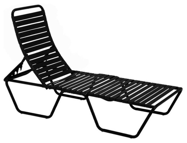Tradewinds chaise lounges milan black commercial patio for Chaise furniture commercial