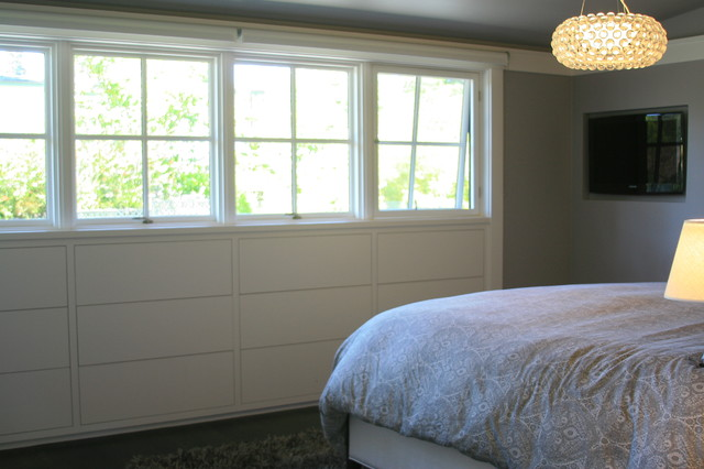 Bedroom Windows contemporary-bedroom