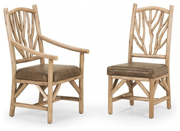 rustic chairs 1400 1402 by la lune collection rustic dining chairs