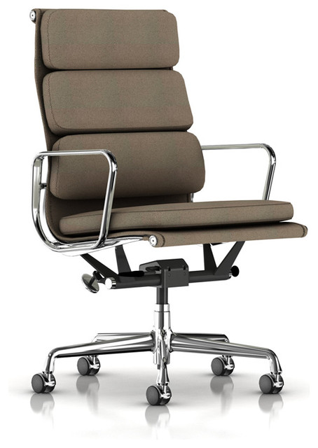 miller eames soft pad executive chair fabric modern office chairs