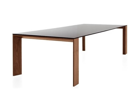 Sovet Italia - Sovet Italia | Toronto Dining Table, 79-Inch - Design by Mara Panizzo, 2012.