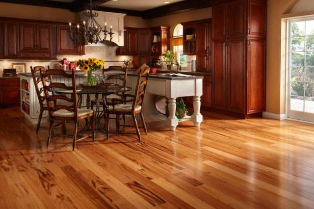 Bellawood Brazilian Koa Hardwood Flooring By Lumber