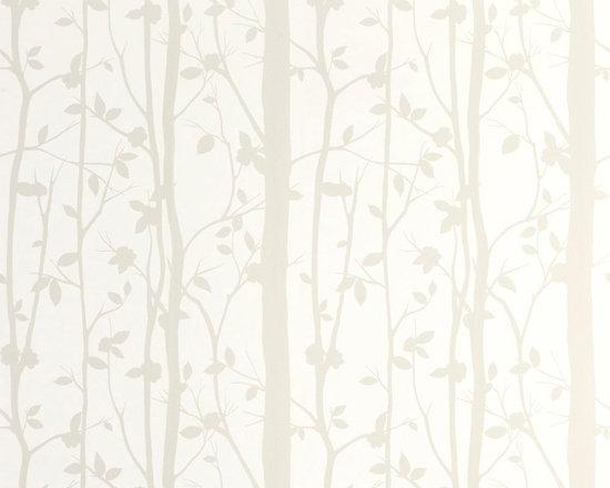 Laura Ashley Cottonwood Wallpaper -