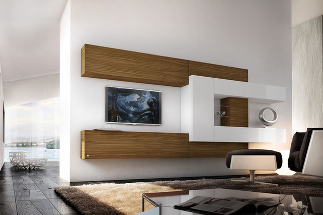 Gallery For > Floating Entertainment Center Ideas