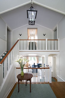 Austin Patterson Disston Architects traditional-staircase