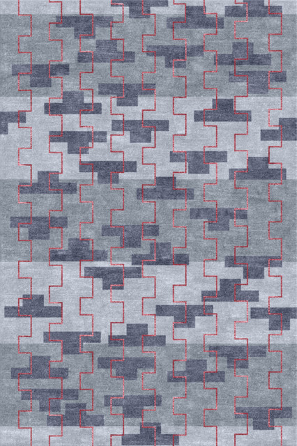 Monserrat Rug contemporary-carpet-tiles