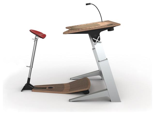 Focal Locus Chair and Desk contemporary-desks