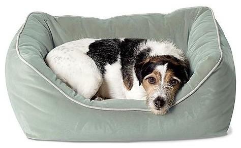 Cozy Cuddler Orthopedic Pet Bed Dog Bed traditional-dog-beds