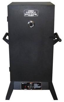 Smoke Hollow 38 in. Propane Wood Smoker modern-outdoor-grills