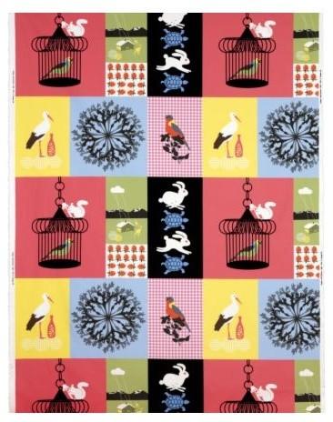 ANNAMOA Fabric modern-fabric