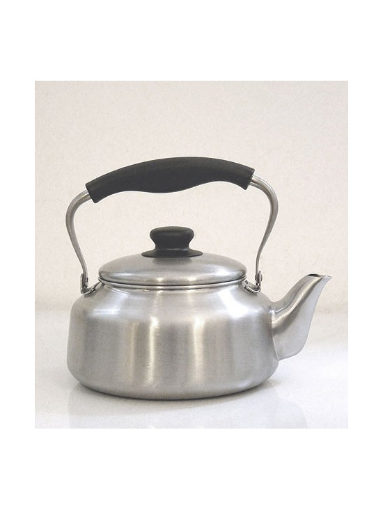 Stainless Steel Kettle -