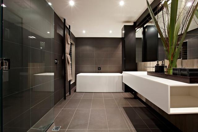 Richmond warehouse loft conversion contemporary for Bathroom interior design richmond va