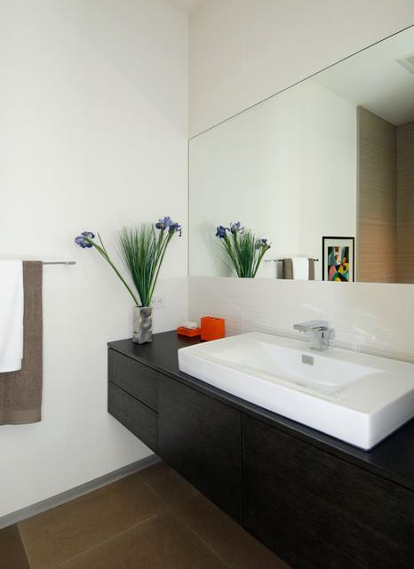 Residential 3 contemporary-bathroom