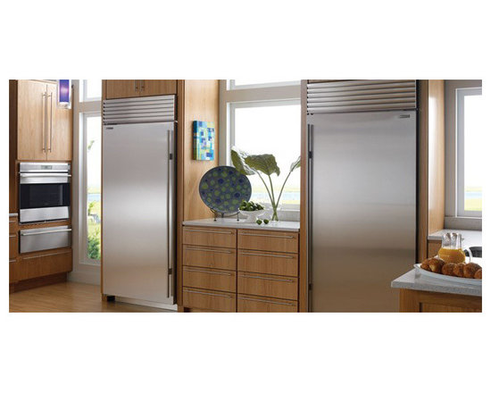 """Sub-Zero 36"""" Built-in All Refrigerator, Stainless Steel 
