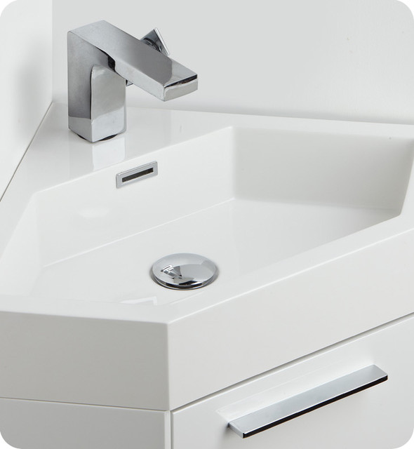 Bathroom Corner Sink Vanity : ... & Organization / Bathroom Storage & Vanities / Bathroom Vanities