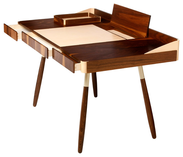 Missboss Writing Table - Modern - Desks And Hutches ...