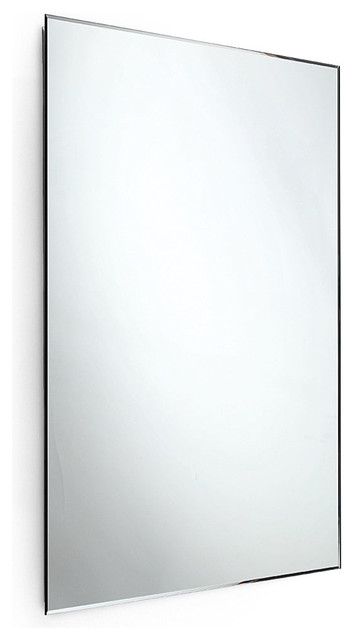 "Speci 23.6"" x 31.5"" Bevelled Mirror contemporary-bathroom-mirrors"