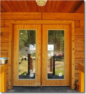 French Doors contemporary-windows-and-doors