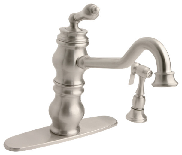 kitchen faucet with spray kitchen faucets new york by